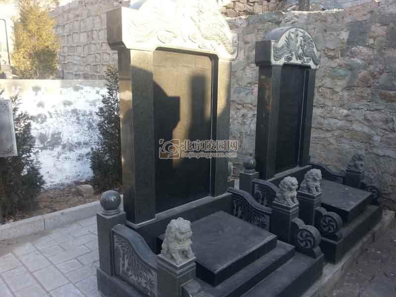 温泉墓园青龙凤碑
