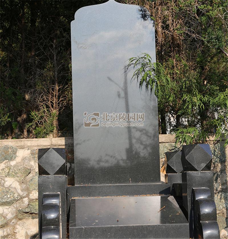 宝云岭墓园标准墓区祥云碑
