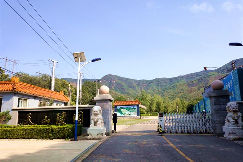 门头沟天山陵园