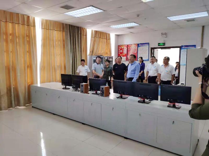 顺义区殡仪馆调研并开展节前慰问和安全生产检查工作