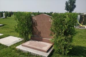 墓区景观展示