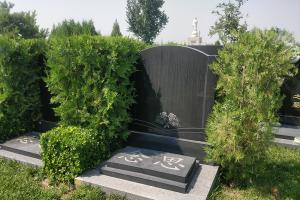 墓区碑型展示