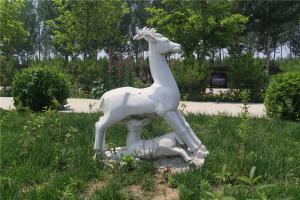 园区雕塑景观