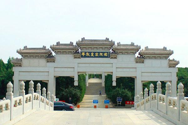 华龙皇家陵园-京西南墓地