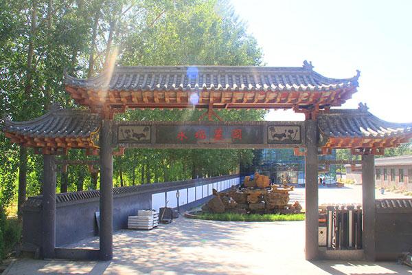 涿州市永福公墓-大兴墓地