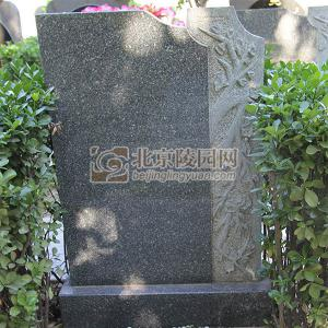 标准墓区翠松碑