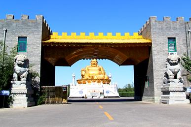 北京极乐园公墓-通州墓地