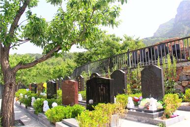 百世仙人文纪念园-平谷墓地