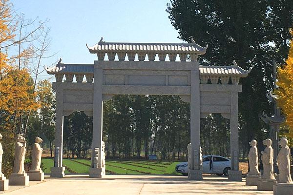 涿州市仙居园公墓-京西南墓地