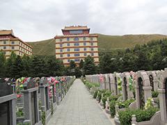 河北灵山宝塔公墓的具体位置在哪个地方