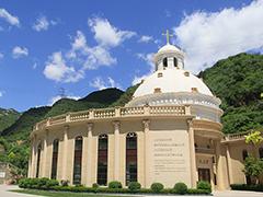 北京市的天主教陵园在哪里?