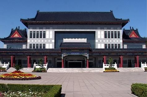 八宝山殡仪馆