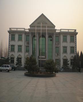 通惠陵园办公大楼