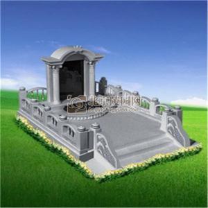 富贵苑十区豪华家族墓