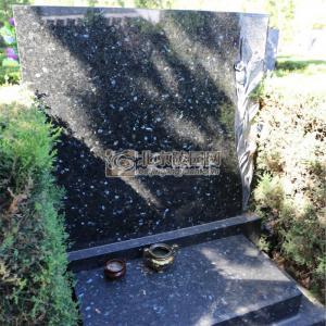 标准墓区雪花洁雅碑