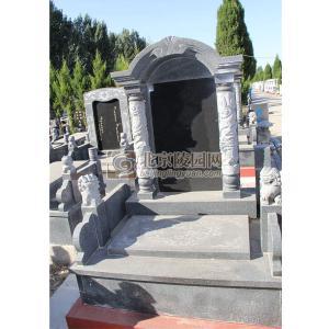 标准墓区龙凤呈祥碑