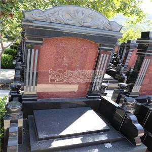 标准墓区安康门第碑