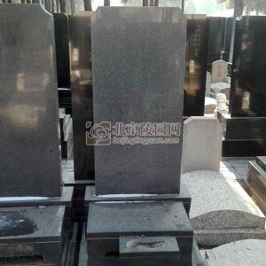 标准园区小栏板墓碑