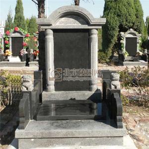 标准墓区福德碑