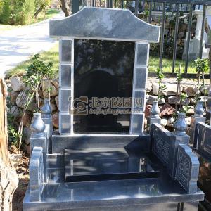 西静园公墓蕙兰碑