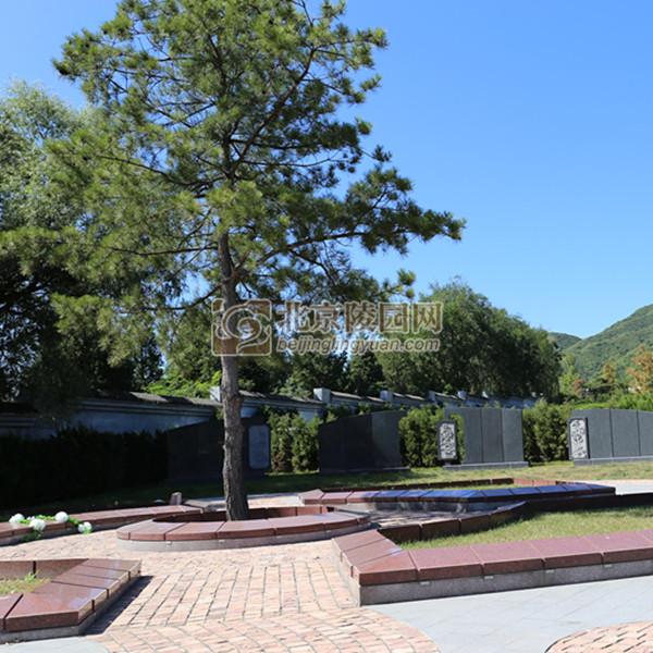 和煦园C区花坛葬