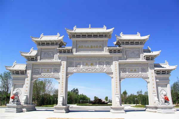 固安施孝生态文化陵园-京南墓地