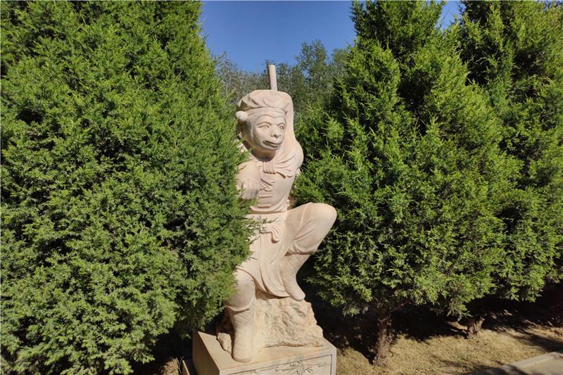 永福墓园景观