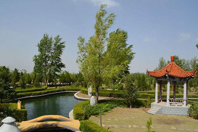 华永久陵园