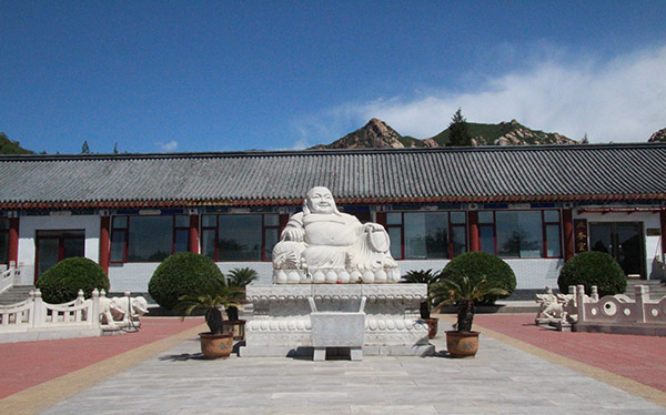 北京市昌平区佛山陵园弥勒佛雕塑