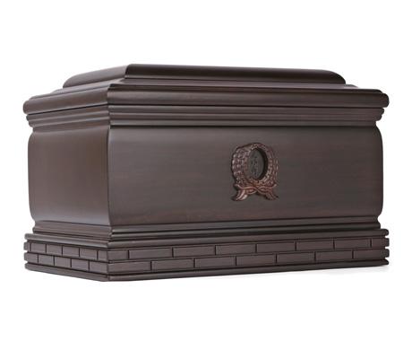 纪念堂(单人)黑紫檀骨