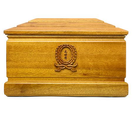 纪念堂金丝楠木骨灰盒(小款)