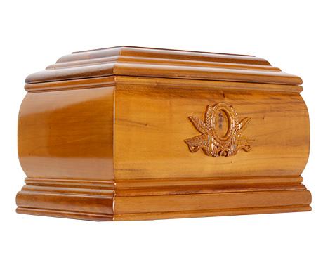 思念金丝楠木骨灰盒
