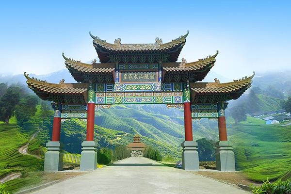 皇家龙山陵园-北京周边