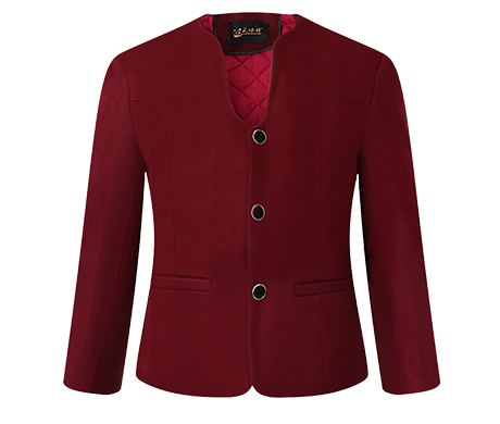 女棉现代装(紫红、紫蓝、黄色)