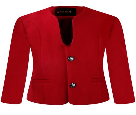 女单现代装(枣红、紫色、红色、紫红色、紫蓝