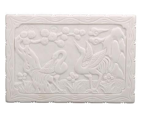 仙鹤园棺床
