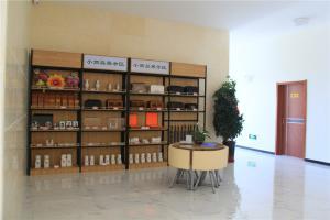 小商品展示区