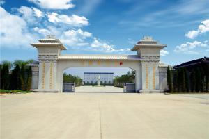 玉佛寺寝宫入口
